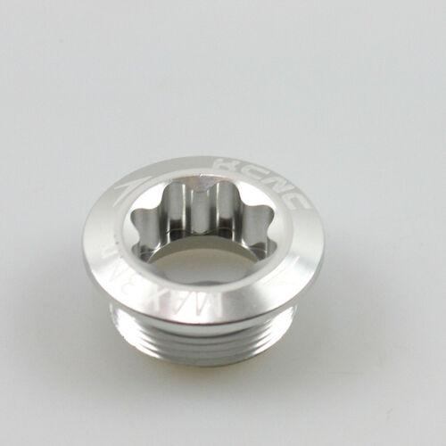 gobike88 KCNC Crank Arm Bolt M20xP1.0 625 Silver