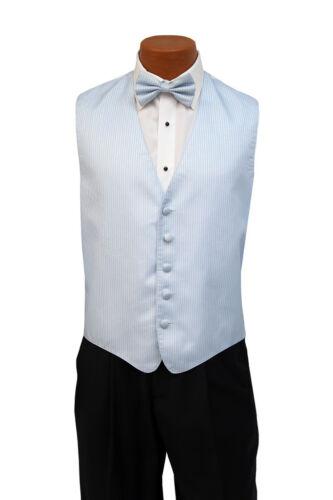 XL Mens Light Blue Sparkle Andrew Fezza New York Stardust Fullback  Vest