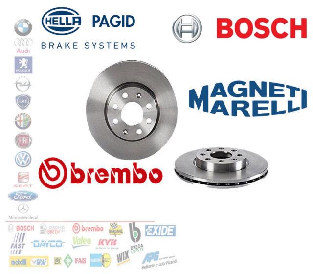 Par Discos de Freno Delanteros Mercedes Clase C W203 CLK C180 C200 C220 09841111
