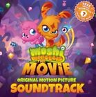 Moshi Monsters The Movie Soundtrack CD 2013