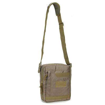 New Men's Expandable Satchel School durable Shoulder Messenger Bag Sport travel