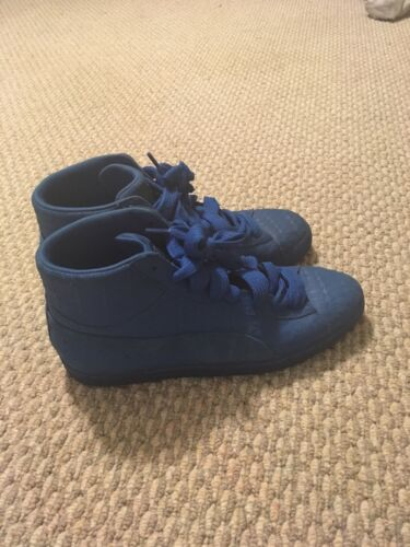 Top Suede High 5 Puma Bleu Taille 11 sdBhQxoCtr