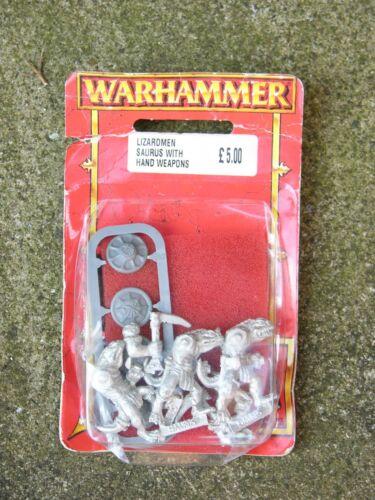 Warhammer Erik Sprague Armee Blister-Packung Multi-Listing
