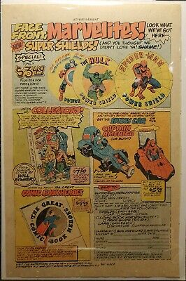 1976 VINTAGE 6.5X10 COMIC TOY PRINT AD FOR KENNER DUSTY//SKYE FASHION DOLL+NUGGET