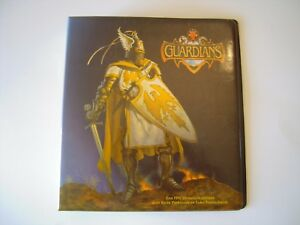 GUARDIANS-TRADING-CARDS-BINDER-GRANDE-CAPACITE-TBE-95-96