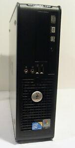 Dell Optiplex 760 Desktop PC (Intel Core 2 Duo 3GHz 2GB 160GB Win 10 Pro)