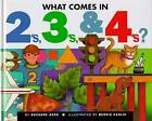 What Comes in 2's, 3's, and 4's? by Suzanne Aker (Hardback, 1990)