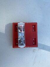 Wheelock Mt 24mcw Fire Alarm
