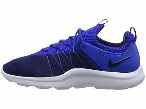 819803-444 Nike Darwin Running Shoes Royal/White Sizes 8-12 New In Box