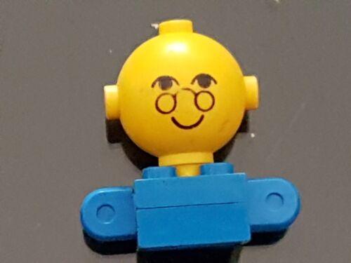 Figurines Lego Vintage Fabuland et personnages anciens