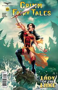 Grimm Fairy Tales Volume 2 #22 Cover D Zenescope Comic GFT NM Goh