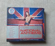 "VARIOUS ""CLUBCLASS PRÉSENTE NATIONAL ANTHEMS"" COFFRET 3XCD COMPILATIONS 1999"