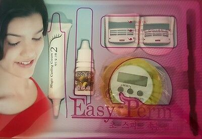Eyelash Easy Perm Made Simple  20 Min Lash Perming Kit