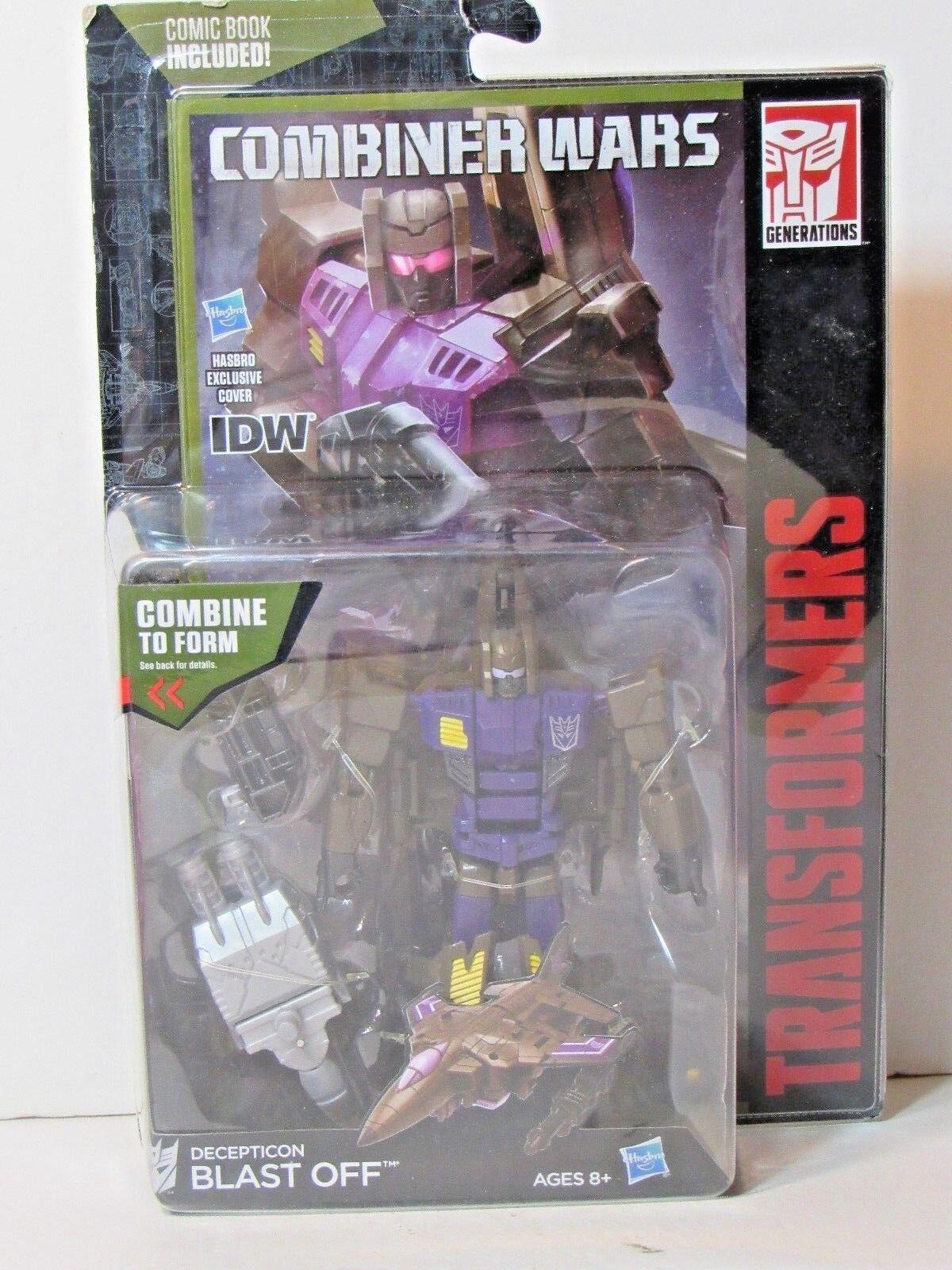 Transformers Combiner Wars Deluxe Blast off UNOPENED NEW  Combaticon Combaticon Combaticon MISP 7a34b5