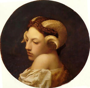 Dream-art-Oil-painting-Jean-Leon-Gerom-The-Bacchante-young-girl-portrait-art