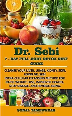 Dr. sebi alkalische Diät