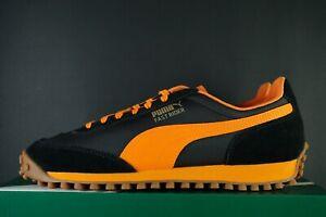 Puma-FAST-RIDER-OG-Pack-Nero-Arancione-Scarpe-Da-Ginnastica-Sneakers-NUOVA-stock-limitata