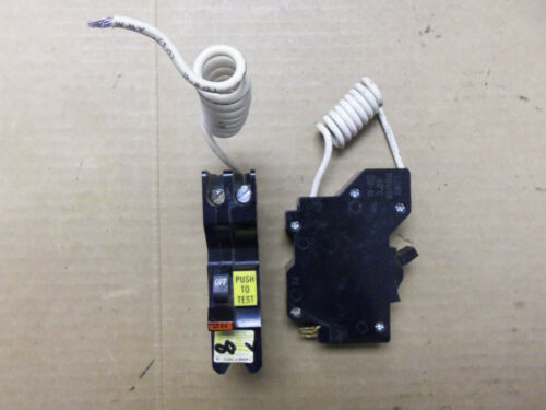 Federal Pacific American NAGF NAGF120 1 pole 20 amp 120v GFI Circuit Breaker