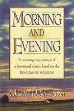 Morning and Evening: Classic KJV Edition, C. H. Spurgeon, Good Book