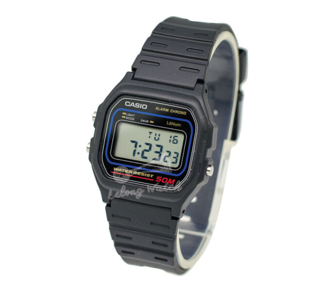 -Casio W59-1V Digital Watch Brand New & 100% Authentic