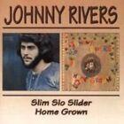 Slim Slo Slider/Home Grown by Johnny Rivers (Pop) (CD, Jul-1999, Beat Goes On)