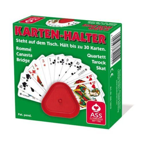 Karten-Halter Spielkarten Kartenspiel Spiel Halter Hilfe bis 30 Karten stehend