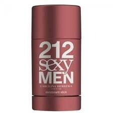 Carolina Herrera 212 Sexy Men 75ml Deodorant Stick -BRAND NEW (FREE UK DELIVERY)