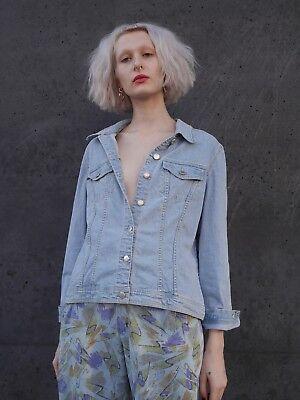 Betty Barclay M Jeansjacke Jacke 90er True Vintage 90s Jeans Denim Jacket Mit Dem Besten Service