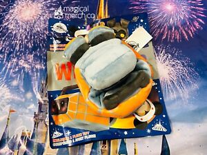 New Disney Parks Wishables Space Mountain Series Ride Vehicle Plush