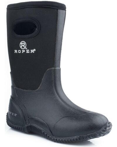Roper Youth Boys/' Neoprene Boot 09-119-1136-0482 BL