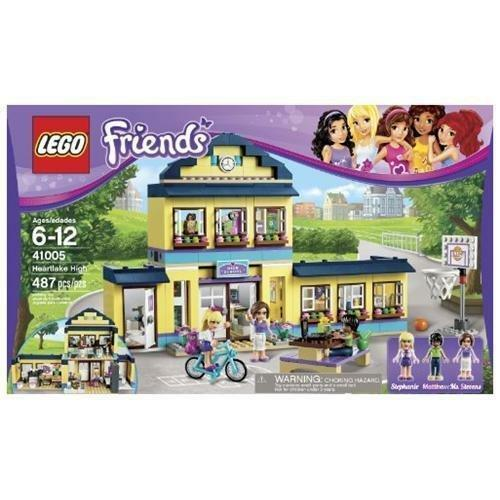 LEGO Friends Heartlake  High (41005) nouveau Sealed Libre SHIPPING  protection après-vente