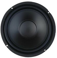 "8"" Woofer Poly Cone Rubber Surround 70W RMS 8ohm Replacement Home Car Audio"