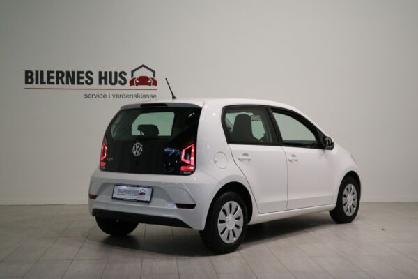 VW Up! 1,0 MPi 60 Move Up! BMT - billede 1