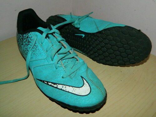 kids//adults futsal//astro//metal studs football trainers boots choose your size