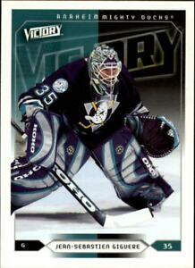 2005-06-Upper-Deck-Victory-Hockey-Cards-1-250-Pick-From-List