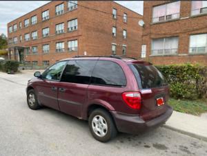Dodge Caravan For sale , Motor in pretty good condition