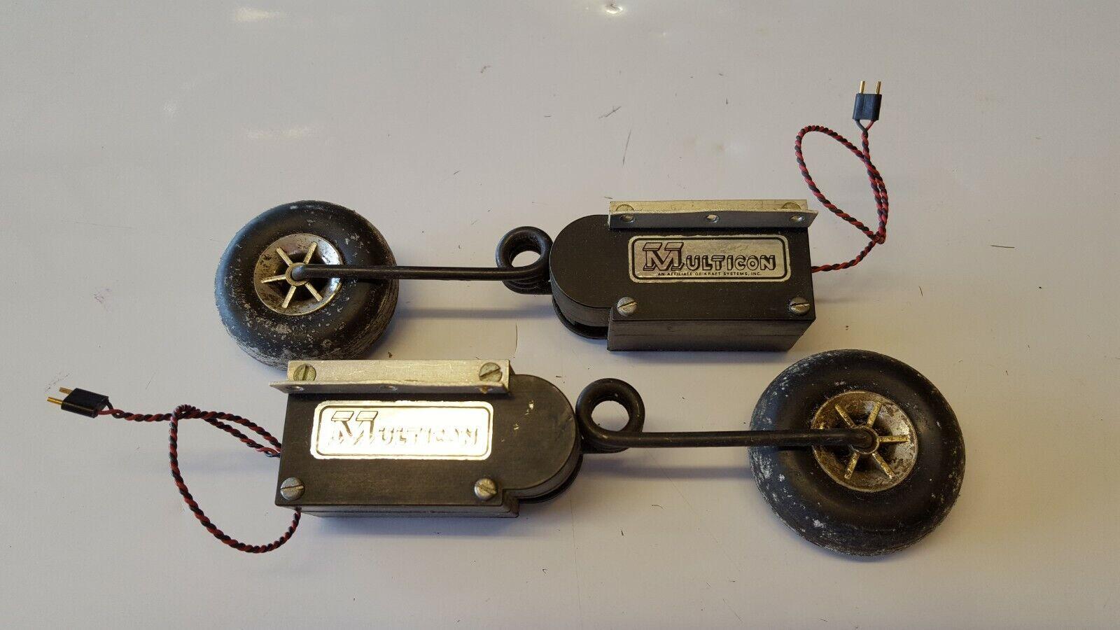 VINTAGE multicon Kraft del sistema elettrico di accorciare