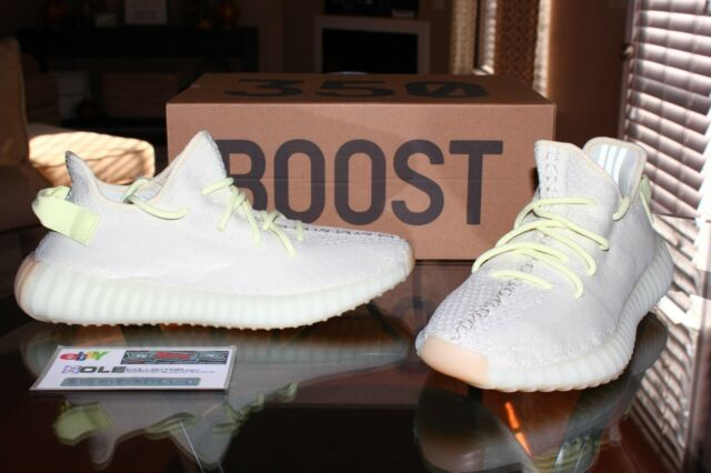 04fff63de219 Deadstock Adidas Yeezy Boost 350 V2 Butter F36980 Kanye West Sizes 4 - 10.5