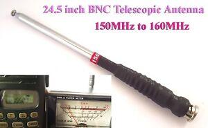 24-5-034-BNC-Telescopic-Antenna-150MHz-to-160MHz-MURS-Two-Way-Radio