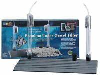 Lee`s 10 Premium Undergravel Filter, 10-inch By 20-inch , New, Free Shipping