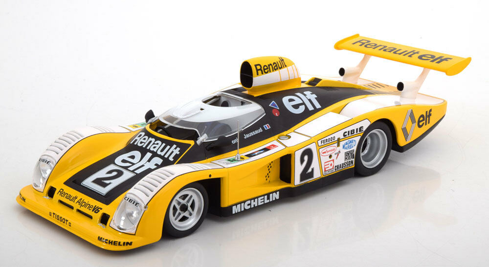 Norev Renault Alpine A 442B Winner 24h Le Mans 1978 Pironi Jaussaud  18 New