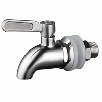 Btsky™stainless Steel Beverage Dispenser Replacement Spigot 16mm(5/8 Inch) on sale