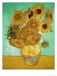 Wentworth Puzzle en bois 250 pièces - Tournesols Van Gogh 6050265291686