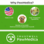thumbnail 4 - 2 Bottles PROBIOTICS Digestive Enzymes for Dogs Chew Treats 60ct Each PAWMEDICA