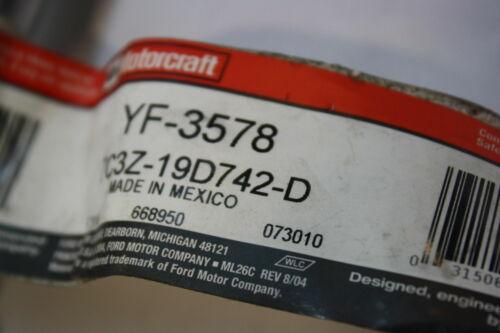 New A//C Suction Line Hose Assembly F-250 Super Duty F-350 7C3Z19D742D   1490329