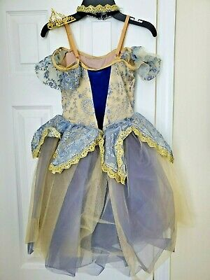 Weissman Dance Costume Outfit The Princess Diaries Waltz 7 8 Child Ebay