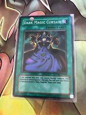 Yugioh Dark Magic Curtain PP01-EN008 Secret Rare VLP to NM