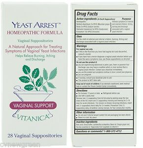 vaginal suppository acidophilus