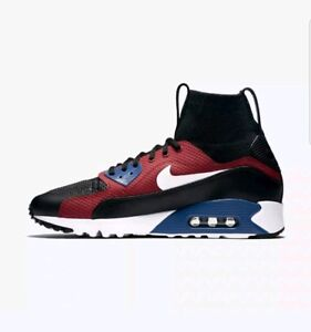 huge sale f407b 5cc68 Image is loading Nike-Air-Max-90-Ultra-Superfly-850613-001-