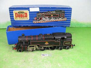 vintage hornby dublo locomotive EDL18 80054 3 rail model railway OO gauge 1577